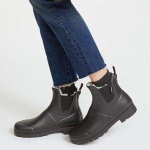 Tretorn Lina Rain Boots with Faux Fur 9